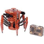 Hexbug Bojový Pavúk 2.0 červený - Micro-robot