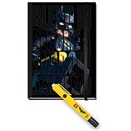 LEGO Batman Movie Zápisník s neviditeľným perom Batman - Blok na písanie