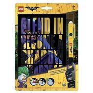 LEGO Batman Movie Zápisník s neviditeľným perom Batgirl - Blok na písanie