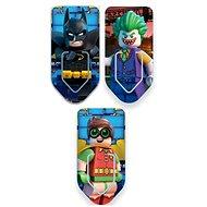 LEGO Batman Movie Záložky Batman / Robin / Joker - Súprava kancelárskych potrieb