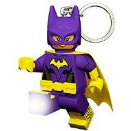 LEGO Batman Movie Batgirl svietiace figúrka - Svietiaca kľúčenka