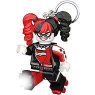 LEGO Batman Movie Harley Quinn svietiace figúrka - Svietiaca kľúčenka