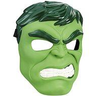 Avengers hrdinská maska ??Hulk - Detská maska na tvár