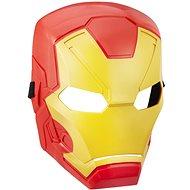 Avengers hrdinská maska ??Iron Man - Detská maska na tvár