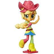 Equestrii Girls Mini bábika Rockin Applejack - Bábika