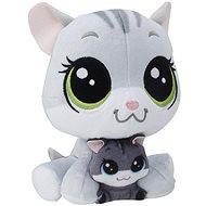 Littlest Pet Shop Duo Mačiatka - Plyšová hračka