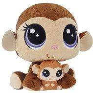 Littlest Pet Shop Duo Opičky - Plyšová hračka