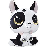 Littlest Pet Shop Duo Šteniatka - Plyšová hračka