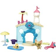 Littlest Pet Shop Vodný park s 2 zvieratkami - Herný set