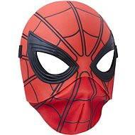 Spiderman Maska hrdinu Spiderman - Detská maska na tvár
