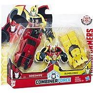 Transformers RID Kombinátor Bb & Sideswipe - Figúrka