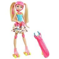 Mattel Barbie Vo svete hier Na korčuliach - Bábika
