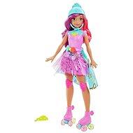 Mattel Barbie Vo svete hier Hracie kamarátka - Bábika