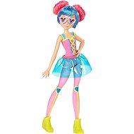Mattel Barbie Vo svete hier - ružovo-modrá spoluhráčka - Bábika