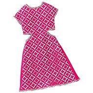 Mattel Barbie šaty - ružové - Bábika