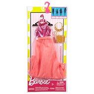 Mattel Barbie Šaty s doplnkami - oranžové - Príslušenstvo k bábike