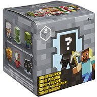 Mattel Minecraft minifigúrku (NOSNÁ POLOŽKA) - Figúrky