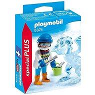 Playmobil 5374 Umelkyňa s ledovou sochou - Figúrky