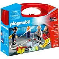 Playmobil 5651 Prenosný box - Hasiči - Stavebnica