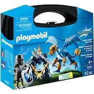 Playmobil 5657 Prenosný box - Dračí rytier s drakom - Stavebnica