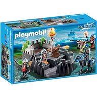 Playmobil 6627 Obranný val Dračích rytierov - Stavebnica