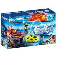Playmobil 6831 Fire & Ice Action Game - Stavebnica