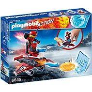 Playmobil 6835 firebot s odpalovačom - Stavebnica