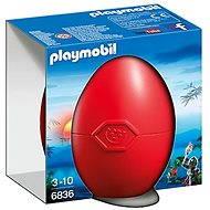 Playmobil 6836 Veľkonočné vajce Dračí bojovník - Stavebnica