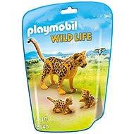 Playmobil 6940 Leopard s mláďatami - Figúrky
