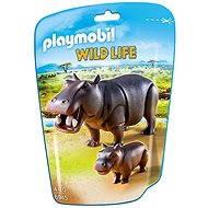 Playmobil 6945 Hroch s mláďaťom - Figúrky