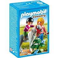 Playmobil 6950 Prechádzka s poníkom - Stavebnica