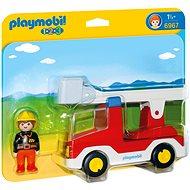 Playmobil 6967 Hasičské auto - Hračka pre najmenších