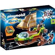 Playmobil 9000 Pirátsky Chameleon s Ruby - Stavebnica