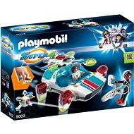 Playmobil 9002 FulguriX s agentom Genom - Stavebnica