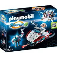 Playmobil 9003 Skyjet s Dr X a Robotom - Stavebnica
