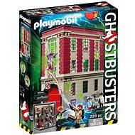 Playmobil 9219 Ghostbusters Požiarna zbrojnica - Stavebnica