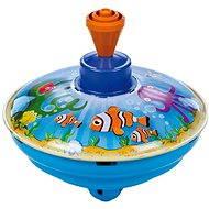 Lena Káča hrajúci - morský svet CZ - Detská hra