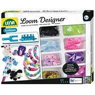 Lena gumičkový náramky - sada - Kreatívna súprava