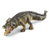 Schleich zvieratko - aligátor - Figúrka