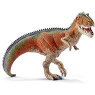 Schleich Prehistorické zvieratko - Giganotosaurus oranžový s pohyblivých. čeľustí - Figúrka