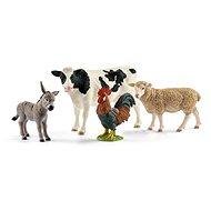 Schleich Súprava domáce zvieratká - Súprava figúrok