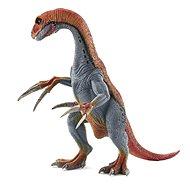 Schleich Prehistorické zvieratko - therizinosaurus s pohyblivou čeľusťou a pažami - Figúrka