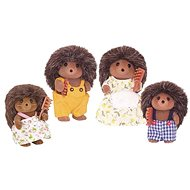 Sylvanian Families Rodina ježkov - Figúrky
