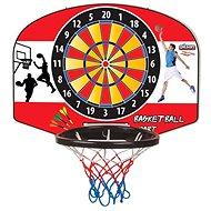 Pilsan Basketbalová doska s terčom - Basketbalový kôš