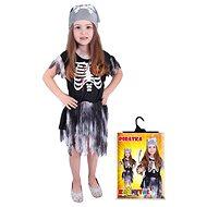 Rappa Pirátky skeletonka, veľ. M - Detský kostým