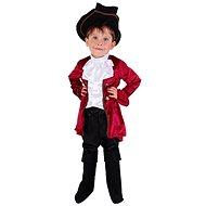 Rappa Kapitán Hook, veľ. L - Detský kostým