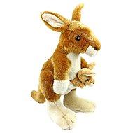 Rappa Klokan s mláďaťom - Plyšová hračka