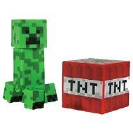 Minecraft Creeper figure - Figúrka