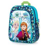 Karton P + P Frozen predškolské - Ruksak
