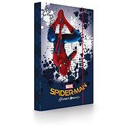 Karton P + P na zošity A4 Spiderman - Dosky